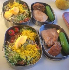 Sunne matbokser for barn og voksne